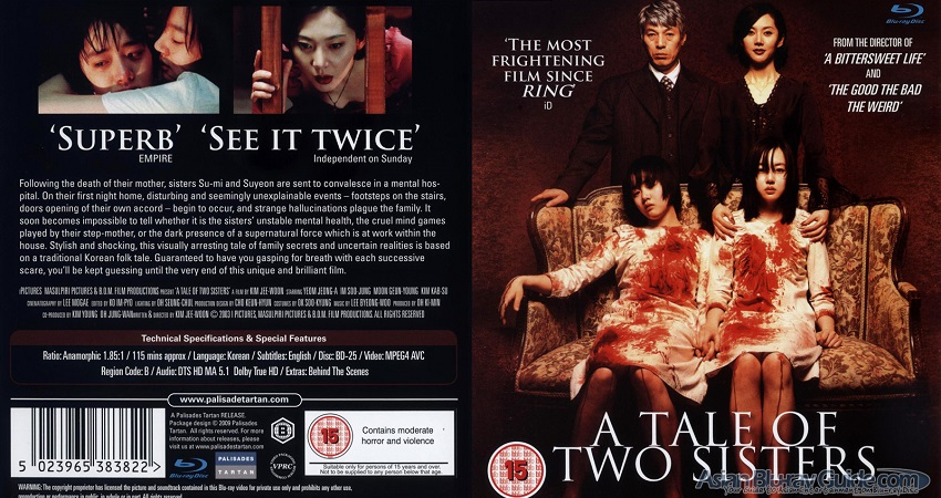 Opowieść o dwóch siostrach / Janghwa, Hongryeon