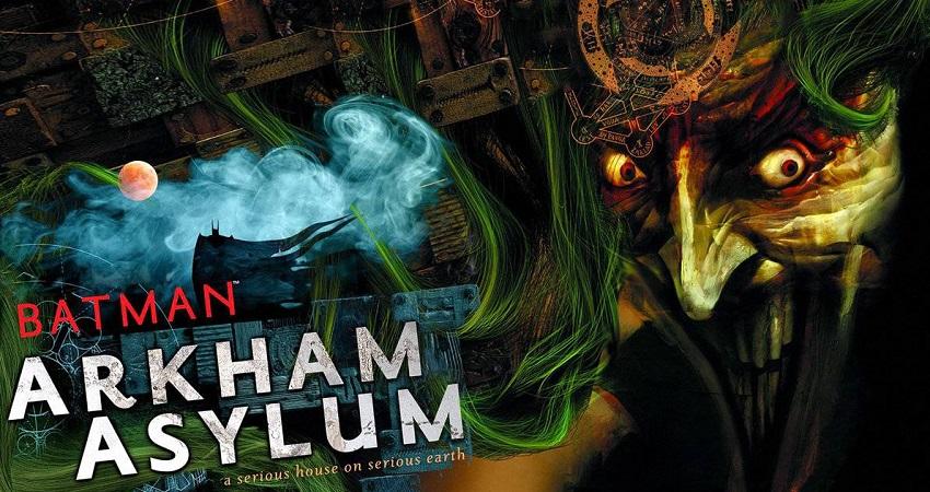 Azyl Arkham/ Arkham Asylum