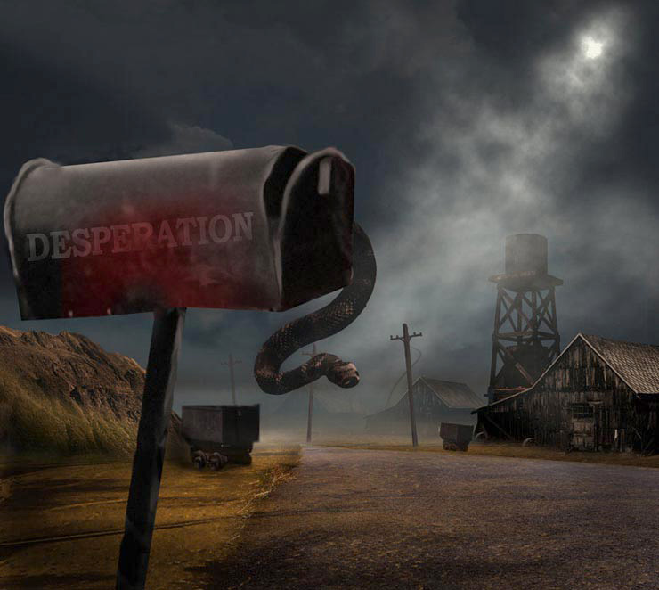 Desperacja / Desperation. Stephen King