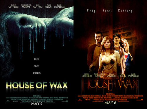 Dom woskowych ciał / House of Wax