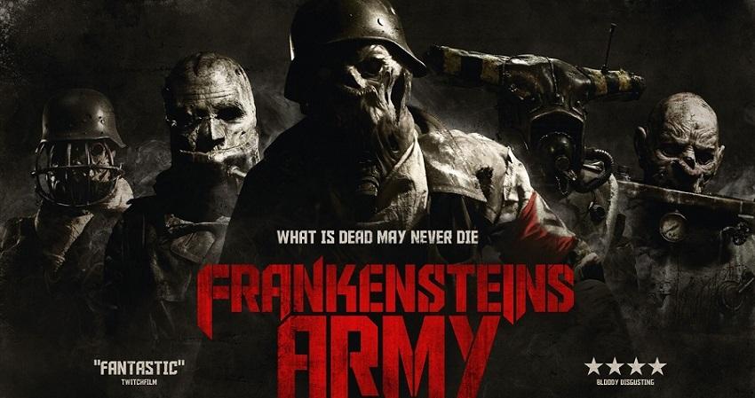 Frankenstein's Army/Armia Frankesteina