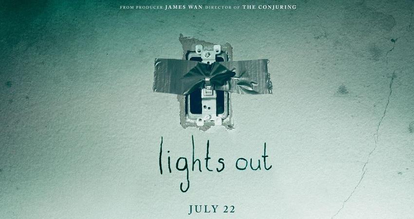 Kiedy gasną światła / Lights out
