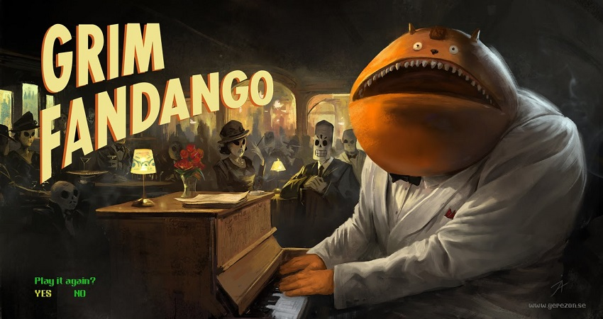 Grimm Fandango