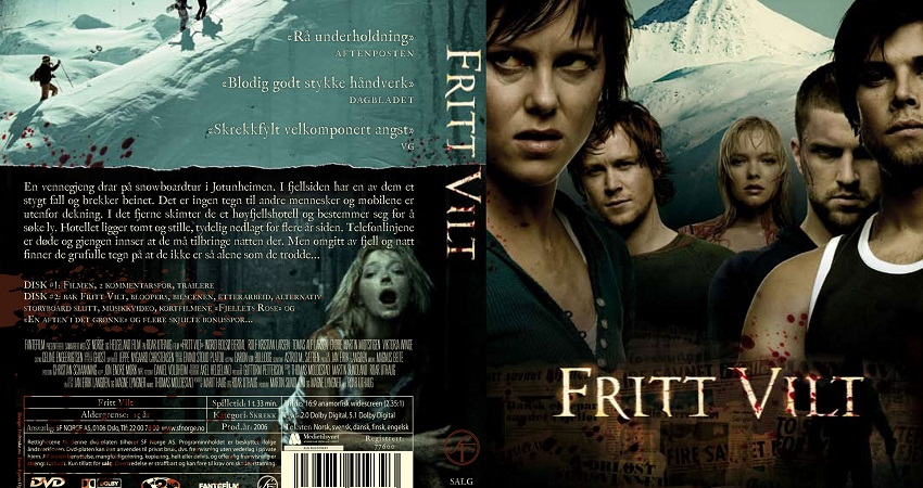 Hotel zła / Fritt Vilt