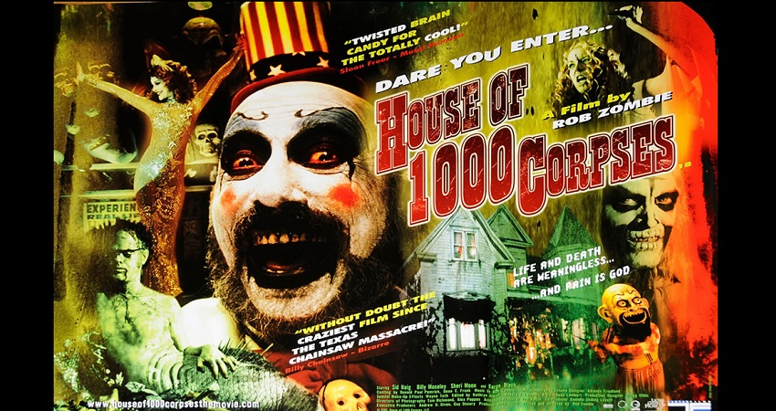 Dom 1000 trupów / House of 1000 Corpses