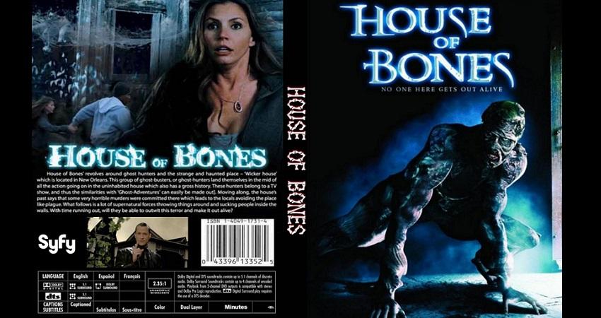 Dom z kości / House of bones