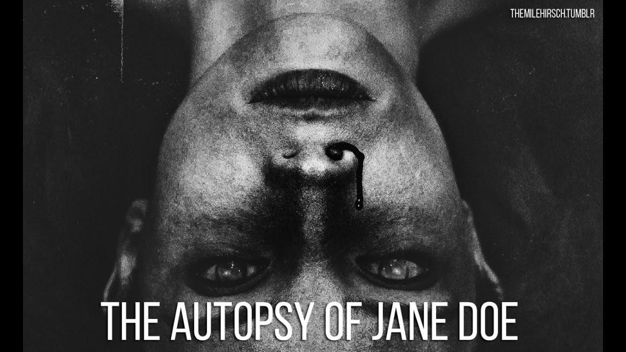 Autopsja Jane Doe / The Autopsy of Jane Done